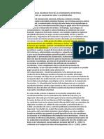 El Potencial Neuroactivo de La Microbiota Intestinal Humana en La Calidad de Vida y La Depresión.