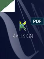 Kalisign Brochure - 2019.pdf