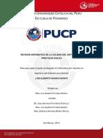 REVISIÓN SISTEMÁTICA DE LA CALIDAD DEL SOFTWARE EN METODOS AGILES - Tesis.pdf