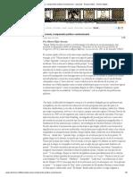 La Ironía, Componente Poético Revolucionario - Literarias - Roque Dalton - Archivo Digital