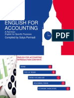 English for Specific Purposes - Accounting (TREND) - Copy