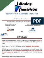 FEM - Metodo Dos Elementos Finitos