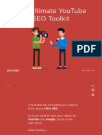 Youtube SEO Toolkit