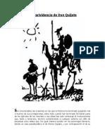 La Clarividencia de Don Quijote