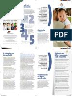 Coleção Primeiríssima Infância - Folheto 8 Estimulos
