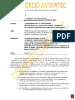 Carta Final Antapitec