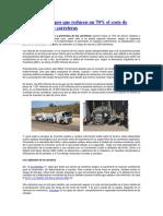 Los cuatro equipos que reducen el coste de conservación de carreteras
