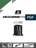 Manuale Urus 2200