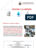 Anemia y Agua