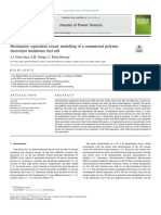 Mechanistic Equivalent Circuit Modelling of a Commercial Polymer Electrolyte Membrane Fuel Cell