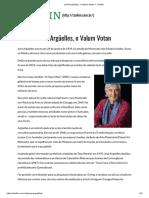 José Argüelles, o Valum Votan « Tzolkin