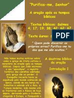 32695_Estudo 09 - A doutrina bíblica da oração.ppt