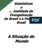 EVANGELIZAÇÃO NO BRASIL