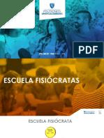 4. Escuela Fisiócrata, Clásicos y Neoclásicos