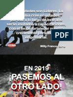 2019 Taller de Liderazgo  Empresarial en Momentos de Crisis  LUIS EDUARDO RUBIO RIVEROS