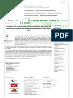 Importancia de Las Dimensiones Del Serv...Iversidad Nacional Agraria de La Selva