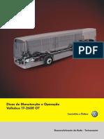Apostila Ônibus Motor Traseiro 17-260 EOT