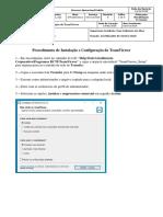 Instalação e Configuração TeamViewer