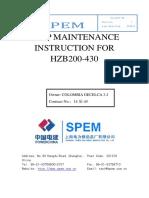 BFBP MAINTENANCE INSTRUCTION FOR HZB200-430.pdf