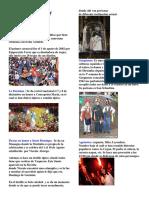 Las Costumbres y Tradiciones de Nicaragua