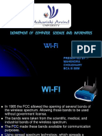 Wifi ppt
