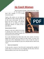 Dating Website for Professionals - Www.lovelyczechwomen.com