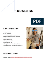 Meeting Tiroid