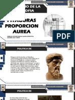 Pitagoras Proporcion