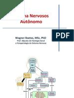 Sistema Nervoso Autonomo (Med, Nutri e Enfa)