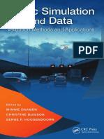 Traffic simulation and data .pdf