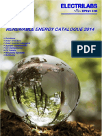 Electrilabs Renewable Energy Brochure 2014