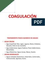 COAGULACIÓN-ABLANDAMIENTO-DESINFECCIÓN