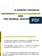 Chapter-6 Normal Distribution