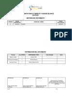 11. GA-PR-06 Procedimiento Para El Manejo y Calidad de Agua
