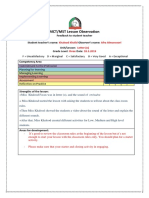 observation feedback-khalood khalid-1st-20-3-2019   1