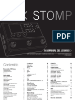 HX Stomp Manual - Spanish .pdf
