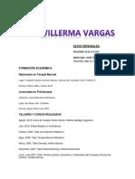 Willerma Vargas 2-1