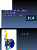 Geografia Santiago