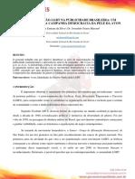 A Representação Lgbt Na Publicidade Brasileira Um Estudo de Caso Da Campanha Democracia Da Pele Da Avon