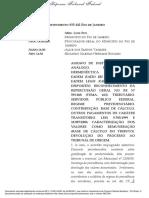 7 - Acórdão STF Analogia 2-2018