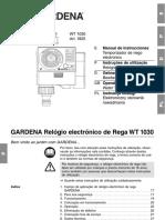 Gardena Wt 1030 Relogio de Rega o2006_ptpt__01825-29
