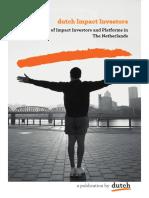 Dutch Impact Investors_20140625