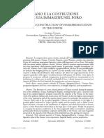 Ungaro, Traiano e la costruzione della sua immagine nel Foro.pdf