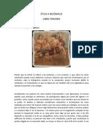 Libro Tercero Aristoteles La Fortaleza