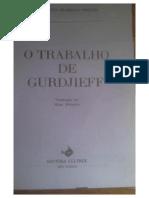 O trabalho De Gurdjieff.pdf