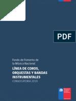 Bases Cobi Fondart 2019