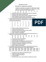 Parámetros de Dispersión 5to