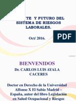 ACTUALIZACION SEGURIDAD Y SALUD EN EL TRABAJO OCT 2016 Carlos Ayaña.pptx