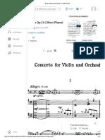 Barber Violin Concerto Op 14 1 Mov (Piano).pdf
