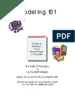 modeling 101 training notes.pdf